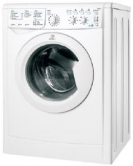 Indesit 6kg 1200rpm Washer Dryer IWDC6125UK (White)